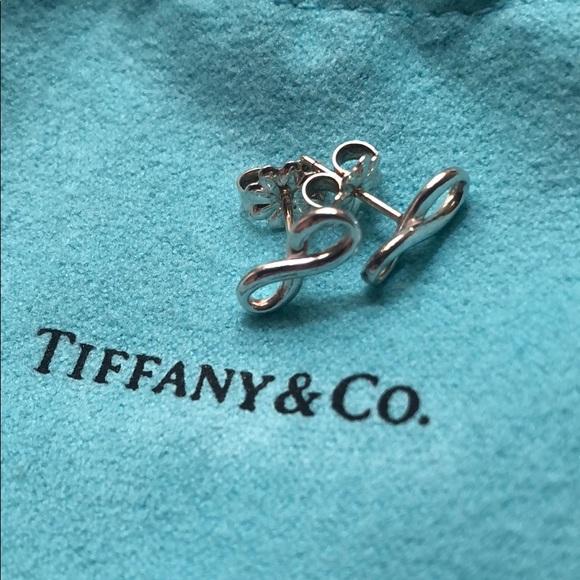 f1af97559 Tiffany & Co. Jewelry | Tiffany Infinity Earrings | Poshmark